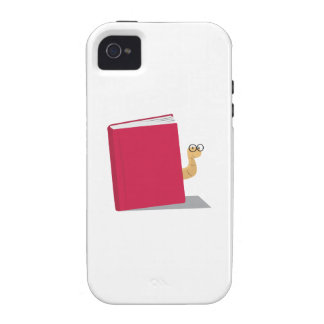 Book Worm iPhone 4/4S Cover