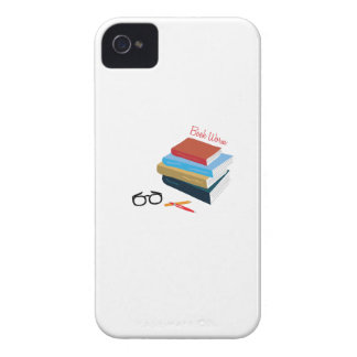 Book Worm iPhone4 Case