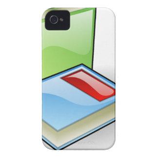Book Worm iPhone 4 Case-Mate Case