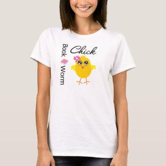 Book Worm Chick T-Shirt