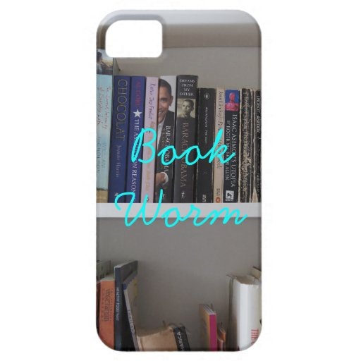 Book Worm iPhone5 case iPhone 5 Cases