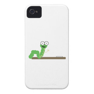 Book Worm iPhone 4 Case-Mate Cases
