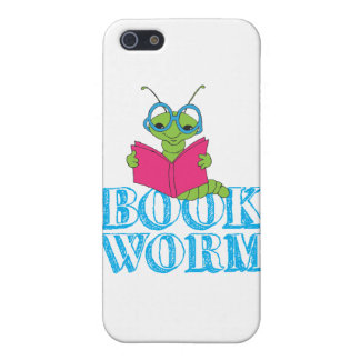 Book Worm iPhone 5 Cases
