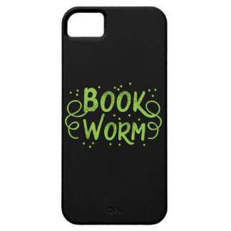 book worm iPhone 5 covers