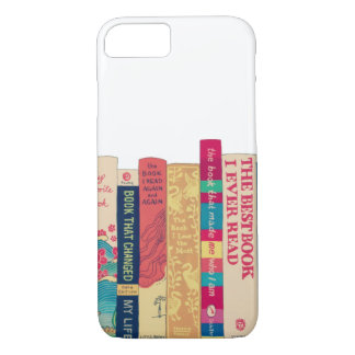 Book Worm iPhone 8/7 Case