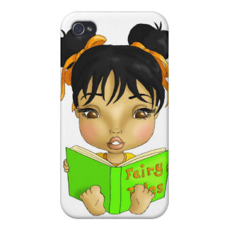 Book worm iPhone 4/4S cases