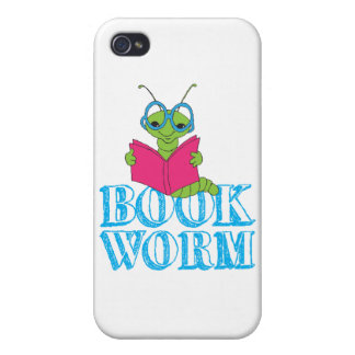 Book Worm iPhone 4/4S Case