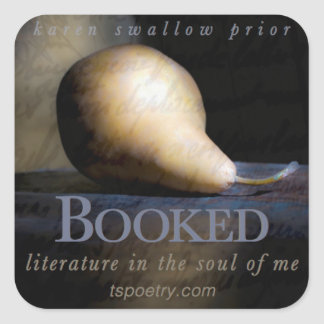 Booked: Literature in the Soul of Me Sticker