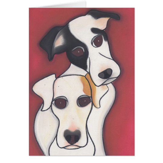 Bookends 2 by Robyn Feeley Card