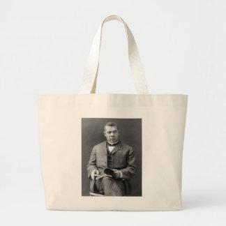 Booker T Washington 1903 Tote Bags