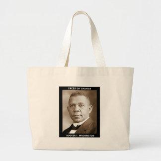 Booker T Washington Canvas Bag