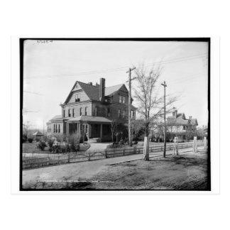 Booker T. Washington, Tuskegee Institute, Ala. Postcard