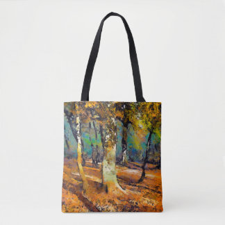 Booker Woods Tote Bag