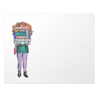 BookGirl Notepad