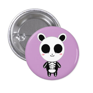 Bookie the Hamster 3 Cm Round Badge