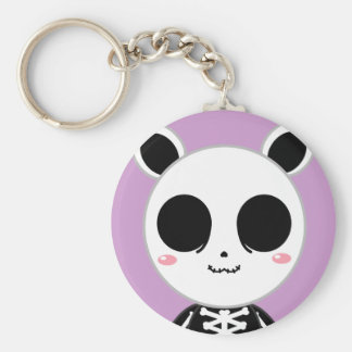 Bookie the Hamster Basic Round Button Key Ring