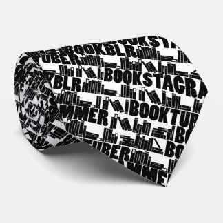 Bookish Media Professional (tie) Tie