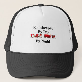 Bookkeeper/Zombie Hunter Trucker Hat