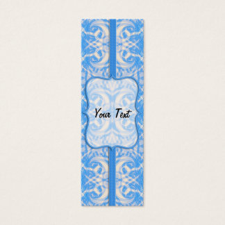 Bookmark Business Card indian style