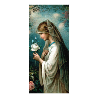 Bookmark: Mystical Rose Rack Card