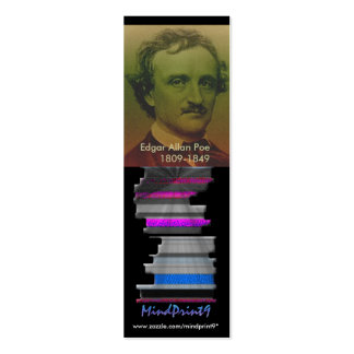 Bookmark - Poe Business Cards