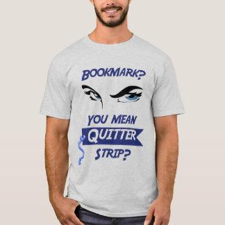 Bookmark shirt