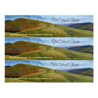 Bookmarks / Business cards Landscape Post Card