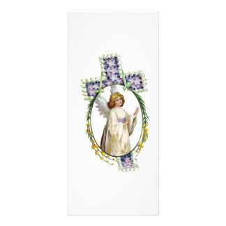 Bookmarks: Easter Morn Personalised Rack Card