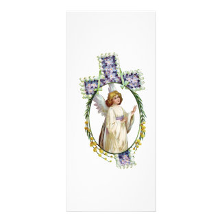 Bookmarks: Easter Morn Personalised Rack Card
