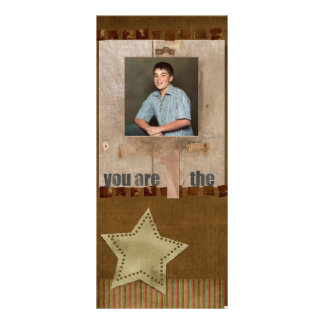 bookmarks for you and the kids customized rack card