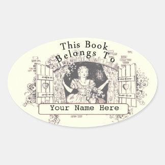 Bookplate Stickers