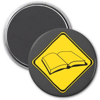 Books Ahead! Magnet