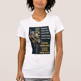 Books allowance shirt