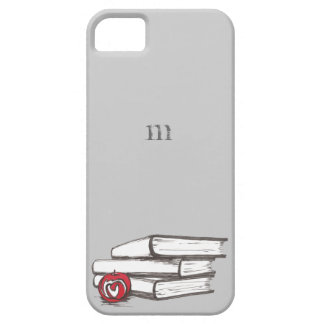 Books + An Apple | Customizable iPhone 5 Covers