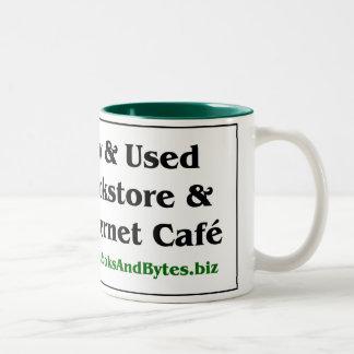 Books and Bytes mug