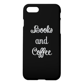 Books and Coffee iPhone 8/7 Case