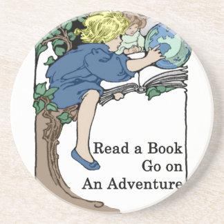 Books are an Adventure Coaster