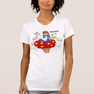 Books are my wonderland T-Shirt