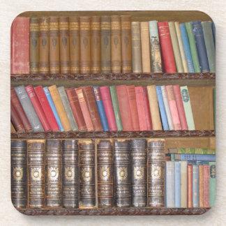 Books Coasters