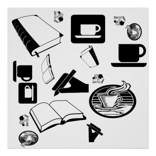 Books & Coffee: Need I Say More? Poster
