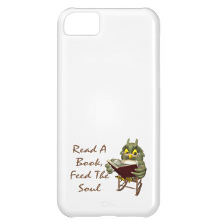 Books Feed The Soul Wise Owl iPhone 5C Case
