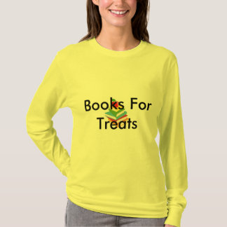 Books For Treats Women's Shirts
