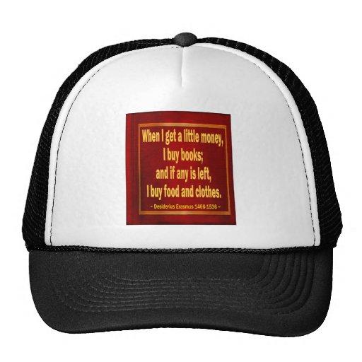 Books Trucker Hat
