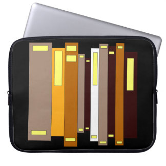 Books Library Learning Education Reading Laptop Sleeve