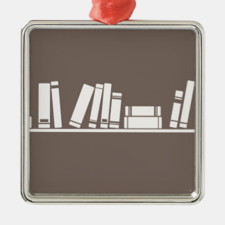 Books lovers! christmas ornament