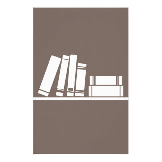 Books lovers stationery