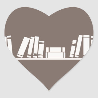 Books lovers stickers