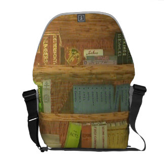 Books of the Bible Commuter Bag