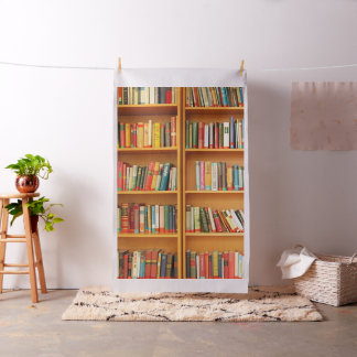 Books on Pima Cotton Fabric
