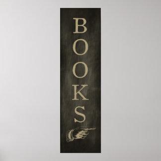 Books Poster